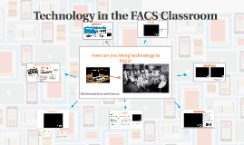 Technology in the FACS Classroom