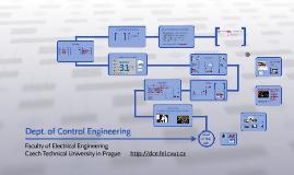 Dept. of Control Engineering