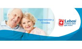 Copy of Copy of Hipertensión y Tiroides