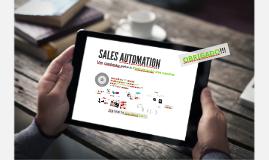 CRM | Sales Automation | FEUP 2015-11-14