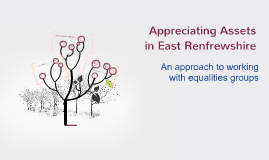 Copy of Appreciating Assets in East Renfrewshire