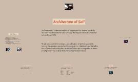 Architecture of Self