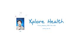 Xplore Health and teaching