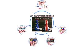 EU:s och staternas ansvarsområden