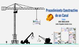 Copy of Copy of Proceso Constructivo de Canales