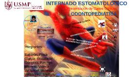 INTERNADO ESTOMATOLÓGICO