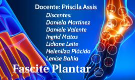 Fascite Plantar