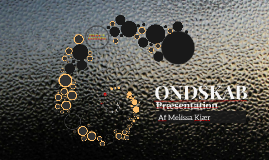 Copy of ONDSKAB