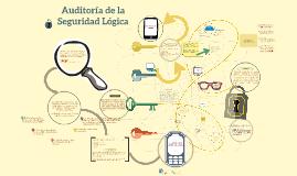 Copy of Auditoría de la seguridad lógica