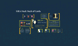 Life's Deal: Deck of Cards