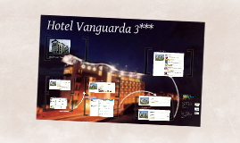 Hotel Vanguarda 3***