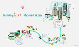 An Outlook of BPI