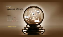S8 -S9 Introducción al Análisis Técnico