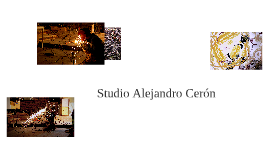 Studio Alejandro Cerón