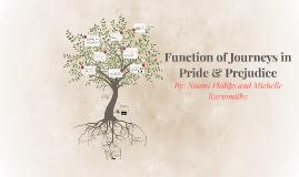 Journeys in Pride and Prejudice