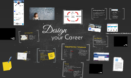 Marketing- Design your Career
