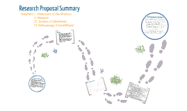 Research Proposal Summary