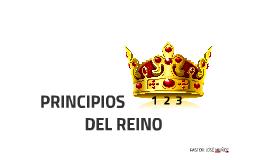 2 PRINCIPIOS DEL REINO