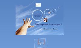 Investigación Tecnológica I