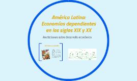 Desarrollo económico en América Latina