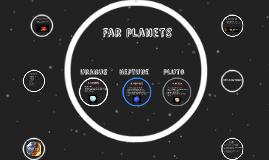 Far planets