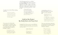 Half the Sky Project