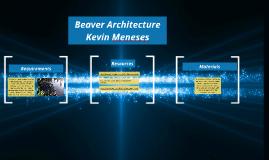 Beaver Architecture