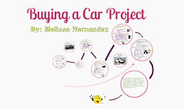 Copy of Buying a car project