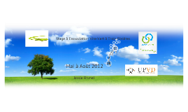 Copy of Etat de situation du développement durable dans le tourisme au Québec