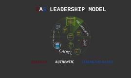 SAS LEADERSHIP MODEL