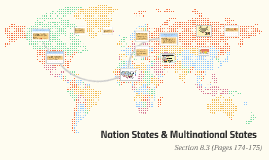 Nation States & Multinational States
