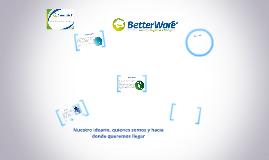 Presentación Better Ware