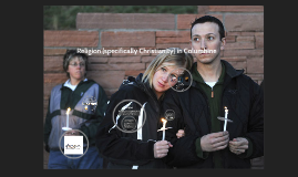Religion in Columbine