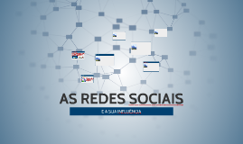 Copy of AS REDES SOCIAIS