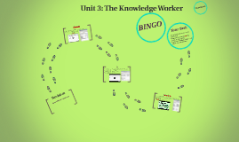 Unit 3: The Knowledge Worker