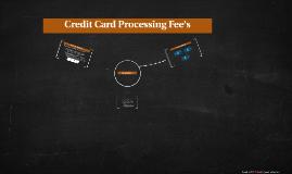 RSSP Credit Card Fee's