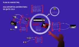 Proyecto de Marketing L.D.U 2012