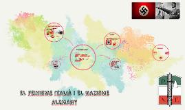 EL FEIXISME ITALIÀ I EL NAZISME ALEMANY