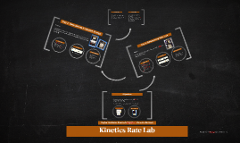 Kinetics Rate Lab