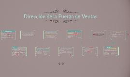 Copy of Dirección de la Fuerza de Ventas