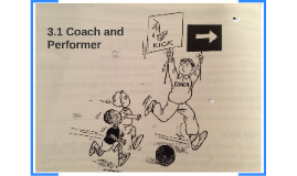 Edexcel Y12 3.1 Coach and Performer