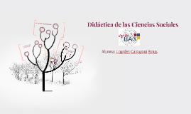 Didáctica de las Ciencias Sociales