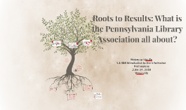 Roots to Results: What is the Pennsylvania Library Associati