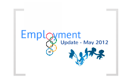 Employment Update - May 2012
