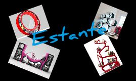 Copy of Estantes
