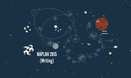 NAPLAN Prep. (Writing)