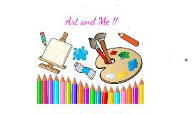 Art and Me!!