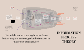 INFORMATION PROCESS THEORY