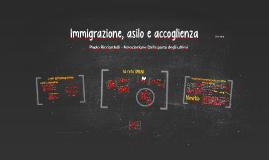 Immigrazione, asilo e accoglienza