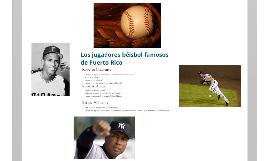 Los Deportes en Puerto Rico